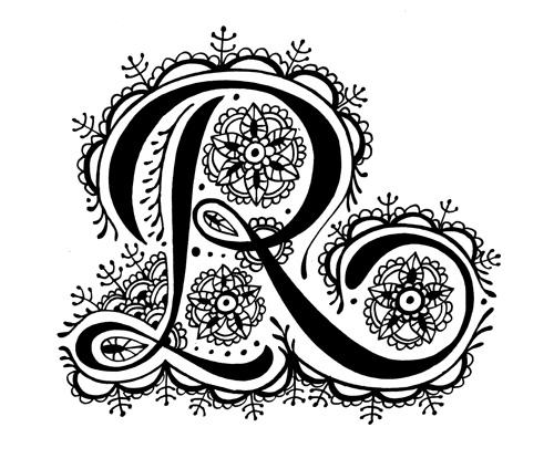 Tatouages Initiales Page 3 Tatouages Lettres Com