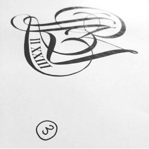 modèle tatouage lettres