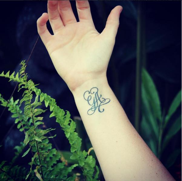 arabesques – page 2 – tatouages-lettres